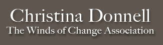 Christina Donnell, The Winds Of Change Association